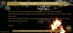 #HappyCampersReview