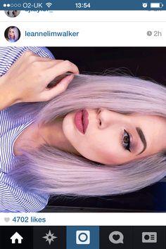 Leanne Lim Walker hair & makeup inspo