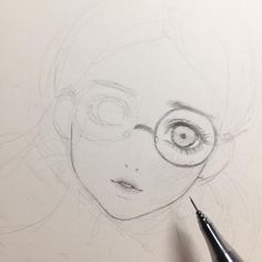 Manga Drawing Wip, busy cuz of school . Anime Drawings Sketches, Pencil Art Drawings, Anime Sketch, Manga Drawing, Manga Art, Cute Drawings, Anime Art, Painting & Drawing, Drawing Tips