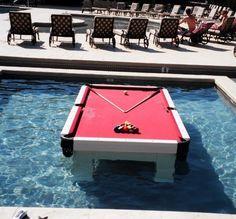 Waterproof Pool Table