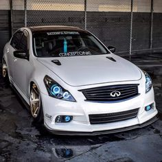 One ill G37🔥🔥 Conceptone CS6 Concave Photo:@oc_infiniti_performance Owner:@one_ill_g37Contact us for more info 626.968.8913 / info@conceptonewheelsusa.com #conceptone #concave #wheels #stance #stancenation #infiniti #infinitiusa #infinitig37 #lowered #slammed #slammedenuff #jdm #jdmgram #jdmlife #jdmculture Find out more at conceptonewheelsusa.com Infiniti G37x, Nissan Infiniti, 1999 Honda Civic, Honda Civic Type R, Skyline Gt, Nissan Skyline, Tuner Cars, Jdm Cars, G37 Sedan