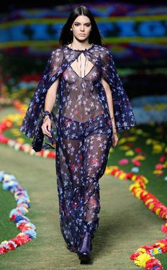 Tommy Hilfiger Spring 2015 from Kendall Jenner's Runway Shows | E! Online