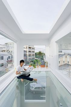 Sou Fujimoto Architects / H house https://www.facebook.com/pages/TOP-HOME-XXX/373272136183924?fref=ts