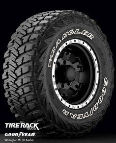 Goodyear Tires (Pre-owned Wrangler DuraTrac Jeep Truck Tires) Jeep Tj, Jeep Truck, Lifted Trucks, Ford Trucks, Bfg Km2, Goodyear Wrangler, Tyre Brands, Tire Rack, Goodyear Tires