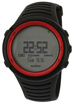 Suunto Core Altimeter Watch Lava Red One Size ** See this great product.Note:It is affiliate link to Amazon.