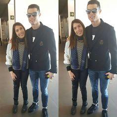 """Páči sa mi to: 248, komentáre: 15 – Co7é Morata (@cotemadridista21) na Instagrame: """"Con el mejor del mundo⚽👑 Gracias @Cristiano por todo eres increíble dentro y fuera del campo❤👏 un…"""""""