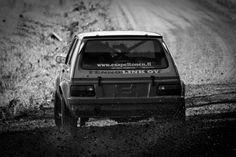Markku Jääskeläinen VihUA Toyota Starlet on Pakoputkihuolto A. Anttila Sprint | by Tero.P