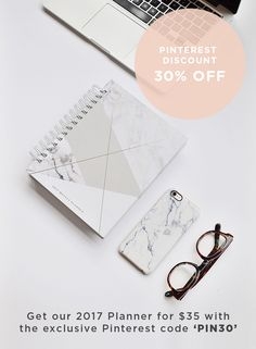 Check out this AMAZING deal on our beloved 2017 Design Love Planner! It's never too late for a fresh start.
