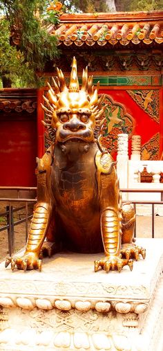 Photograph Qilin at The Forbidden City by Abdullah Tahir on 500px