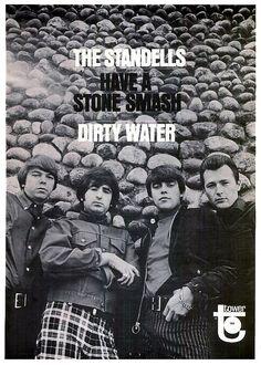 Los Angeles stalwarts The Standells 1966