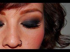 Sassy Smokey Eye Tutorial