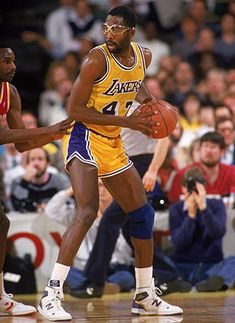 James Worthy...I remember this was when I was 12yrs old!