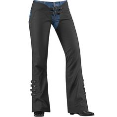 Icon Womens Hella Leather Chaps