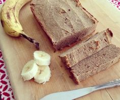 Coconut Flour Banana Bread Recipe | Paleo inspired, real food  Decent recipe but could use some flavor tweaking imho...kinda bland