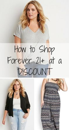 Forever 21+ Sale Happening Now! Shop Forever 21+, Eloquii, ASOS Curve, and much much more at up to 70% off retail. Click or tap the image to download the free app now and take advantage of daily deals.