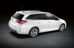 Toyota Auris Touring Sports models - http://autotras.com