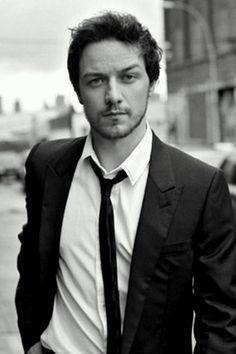 James McAvoy   This man could seriously be in any movie, no matter how terrible that movie is, and make it better.   He is amazing! Not to leave out he is extremely cute, did I mention he is Scottish?! AWESOME ACTOR!