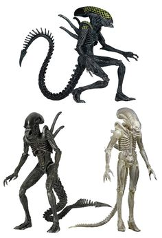 Aliens série 7 assortiment figurines Neca