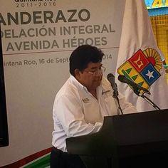 Periodismo sin Censura: CUMPLE EL GOBERNADOR CON LOS CHETUMALEÑOS, DA EL B...