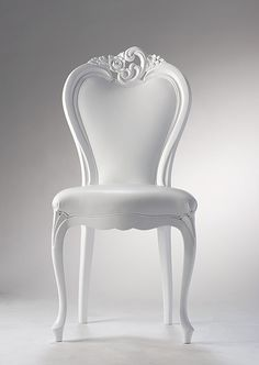 White chair - Google Search