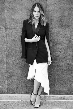 Fashion 365 days of looks ~ Maripier Morin Mai 2015, Morin, Fashion And Beauty Tips, Crop Top Bikini, Emma Roberts, Celebs, Celebrities, Winter Wear, Dress To Impress