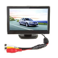 "ePathChina® 5"" TFT-LCD Digital Car Rear View Monitor LCD Display for VCD/DVD/GPS/Camera   http://ibestgadgets.com/product/epathchina-5-tft-lcd-digital-car-rear-view-monitor-lcd-display-for-vcddvdgpscamera/   #gadgets #electronics #digital #mobile"