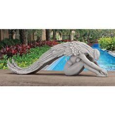 Design Toscano Extended Grace Angel Statue: Amazon.ca: Patio, Lawn & Garden