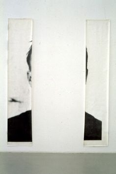 Michelangelo Pistoletto. The Ears of Jasper Johns / Minus Objects, 1966.