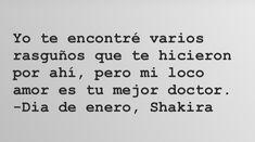 Las Mejores 17 Ideas De Frases De Canciones Shakira Canciones Shakira Frases De Canciones Canciones