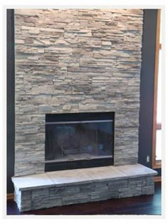 12 best tall veneer stone fireplaces images diy ideas for home rh pinterest com