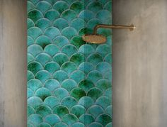 cl il monile rounded shapes shower wall tile