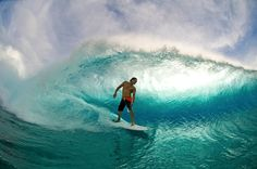 Andy Irons surfing legend