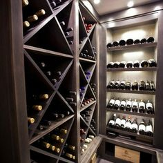 Small Room Wine Cellar Design Ideas, Pictures, Remodel, and Decor - page 17