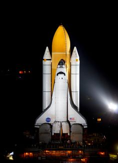 Space Shuttle Atlantis STS-135 was the final Space Shuttle mission. http://aerospaceguide.net/spaceshuttle/sts135.html #nasa #ksc #launch