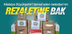 Malatya Büyükşehir Belediyesi'nin yırtık ve üzeri reklamlı kitap bağışı ambalajı eleştiri konusu oldu