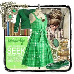"""""""LDS YW Value - Knowledge"""" fashion board    OMG!!! This is amazing!!"""