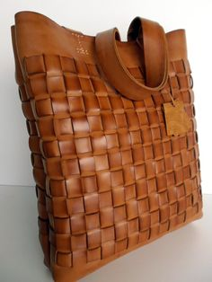 d2b6953353 Camel Brown Leather Tote Brown Leather Travel by leathertotes Brown Leather  Totes, Black Leather Tote