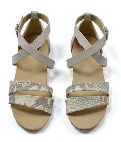 Bared sandal
