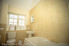 Our bathroom in Maxwelton has an over the bath shower Log Burner, Bath Shower, Relax, Bathtub, Cottage, The Unit, Bathroom, Holiday, Cozy Nook