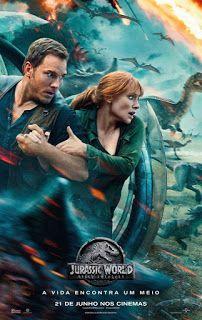 Jurassic World Reino Ameacado 2018 Baixar Bluray 720p 1080p Dublado Baixar Filmes Jurassic World Baixar Filmes Dublados