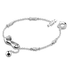 Anklets Fashion and lovely Coco cat anklets.Women solid 925 silver anklets.23cm girl cat anklets.Charming lady silver jewelry     Tag a friend who would love this!     FREE Shipping Worldwide     Get it here ---> http://jewelry-steals.com/products/anklets-fashion-and-lovely-coco-cat-anklets-women-solid-925-silver-anklets-23cm-girl-cat-anklets-charming-lady-silver-jewelry/    #bracelets