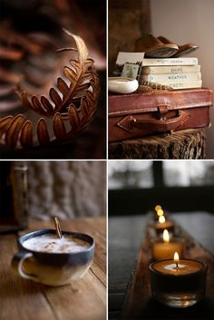 FALL INSPIRATION IN BROWN   79 ideas