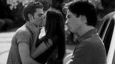 #iansomerhalder-fans: Stefan Elena & Damon