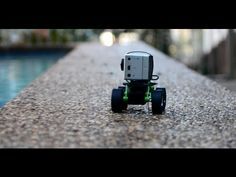 MINI DOLLY-TRAVELLING GoPro Automatic Mini Dolly - Under $5 - DIY - YouTube