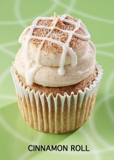 GiGi's Cupcakes - the cinnamon icing is life changing. :)