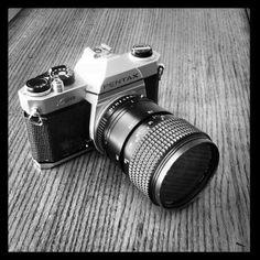 Pre digital ~ SLR camera