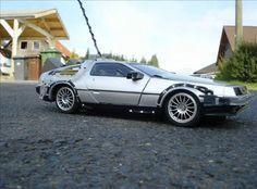 DeLorean RC Car