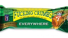 F*ing nature valley bars...either I almost break a tooth or I have billions of crumbs in my bra. Can't win. Better to just have a candy bar...