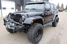 2015 Jeep Wrangler Unlimited SAHARA/NAVIGATION/LOW LOW KMS Edmonton Edmonton Area image 3