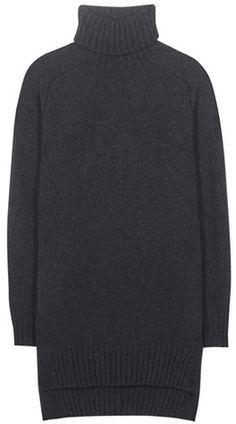 Isabel Marant Fergus Wool And Camel-blend Turtleneck Sweater